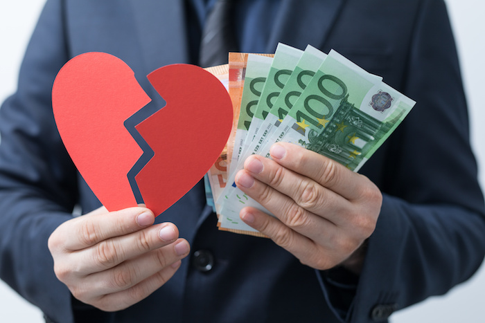 Marriage separation – getting your financial ducks lined up